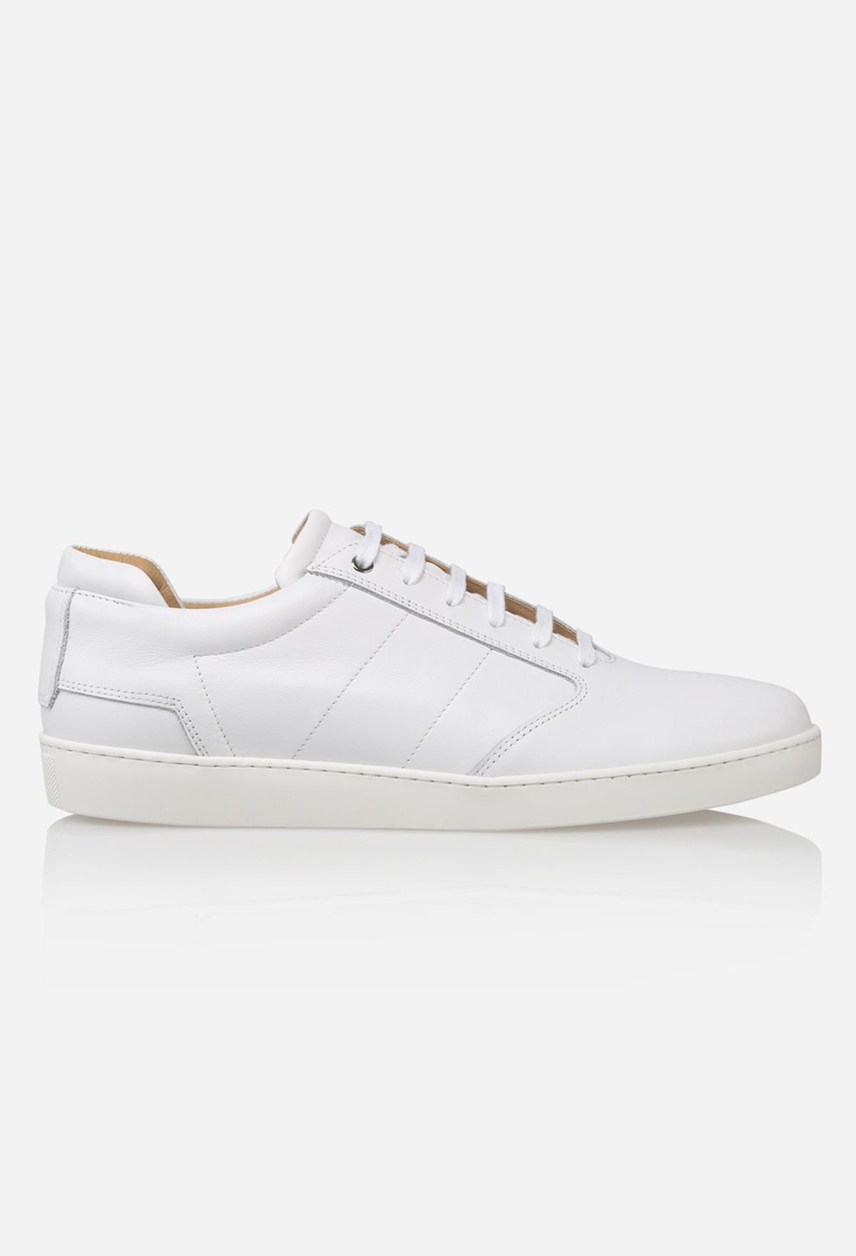 White Lennon Sneaker