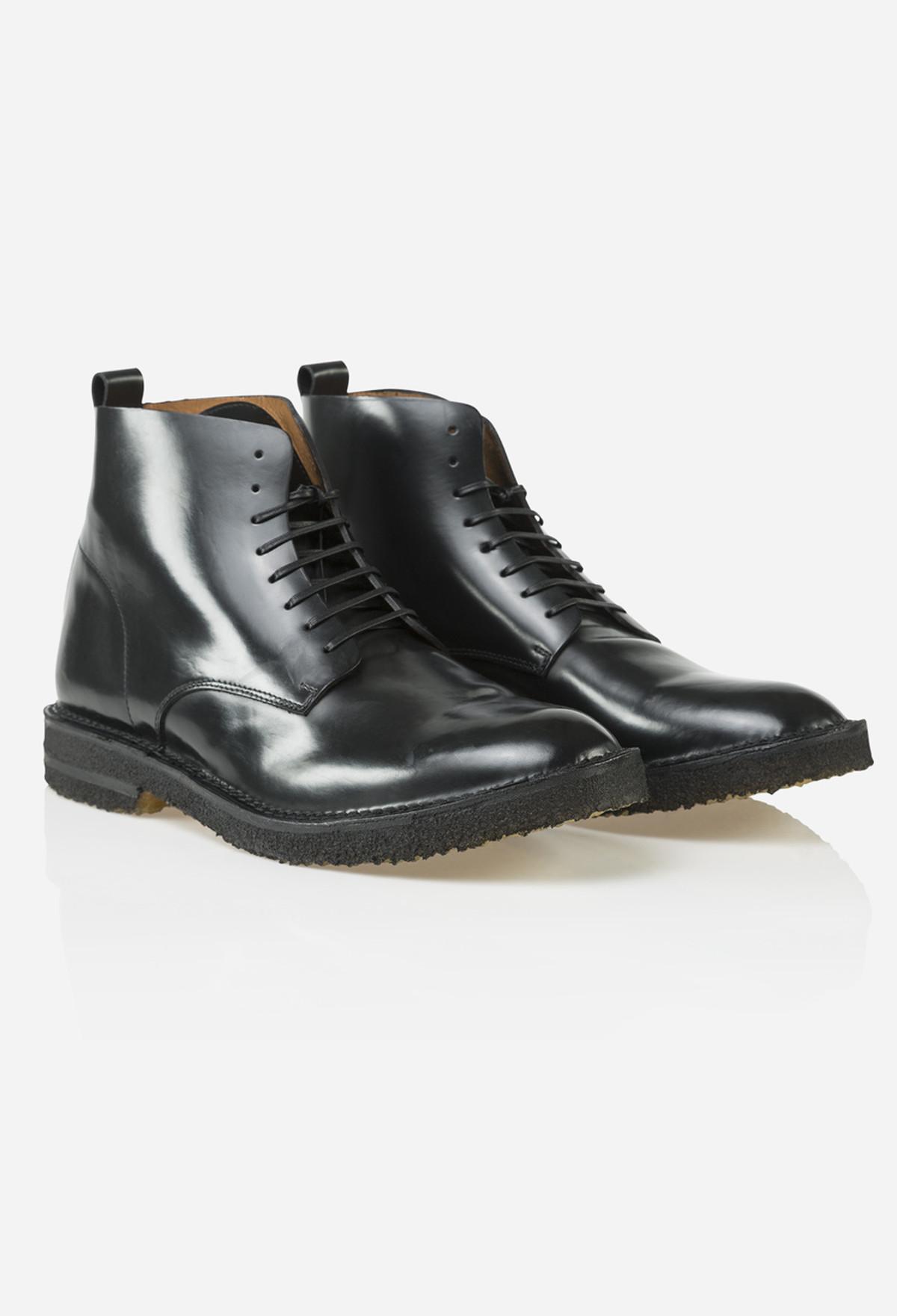Black Patent Leather