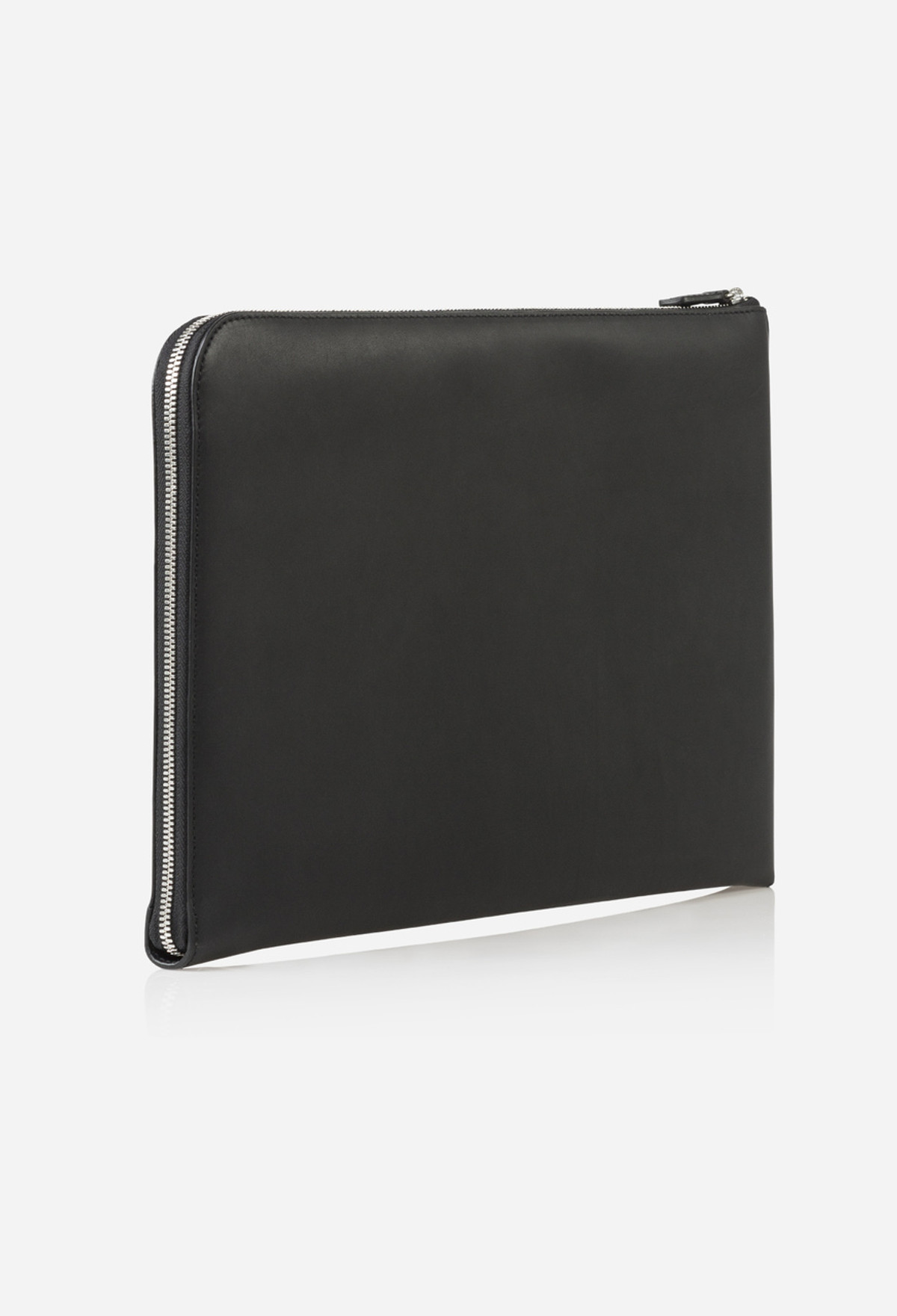 Black Shield Laptop Case