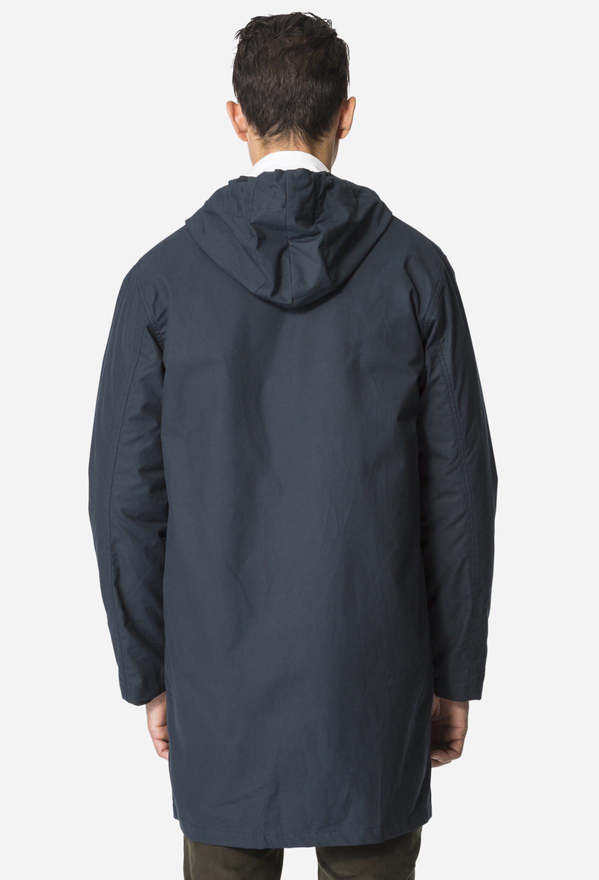Navy Shield Jacket