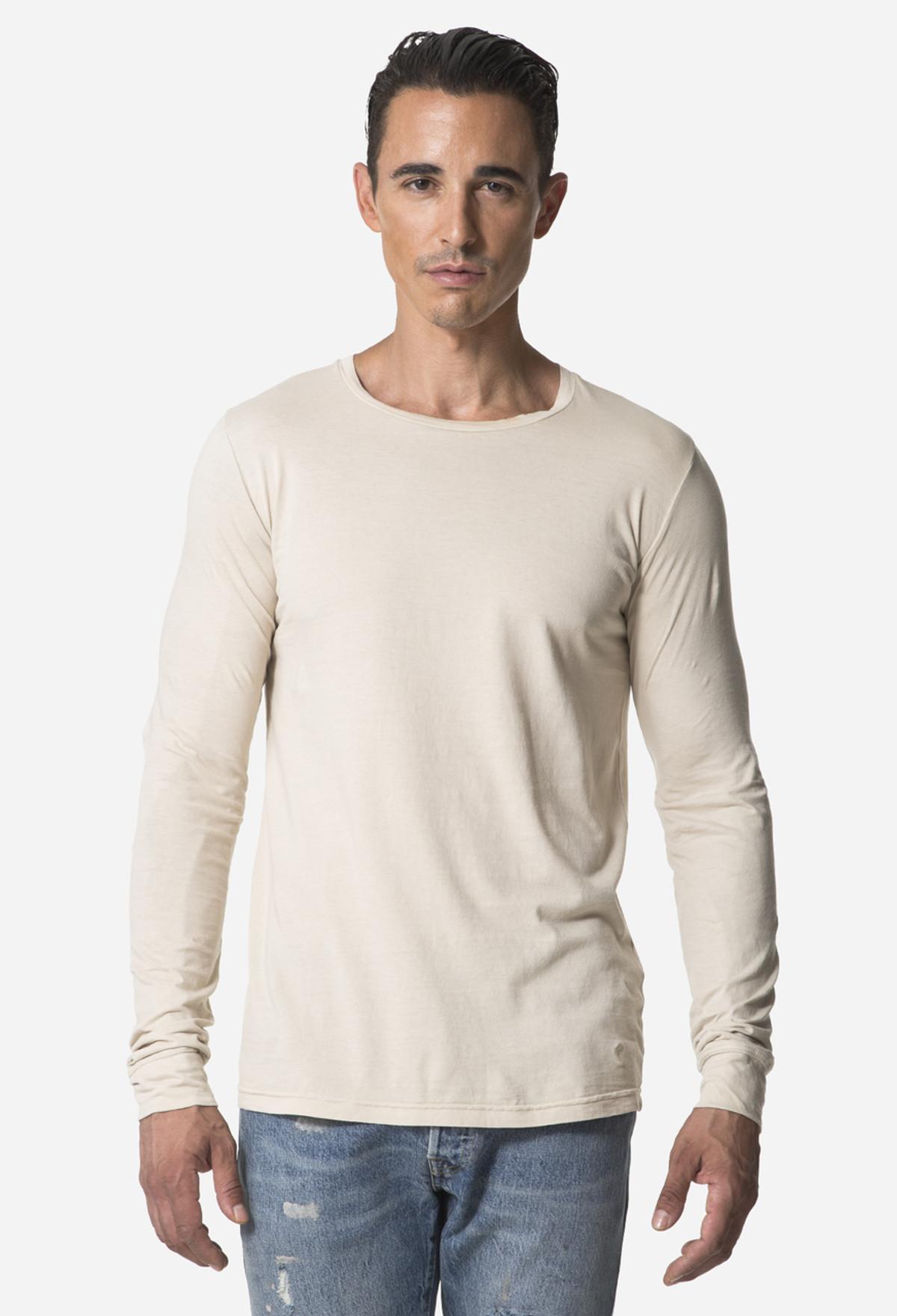 Sand Light Jersey T-Shirt