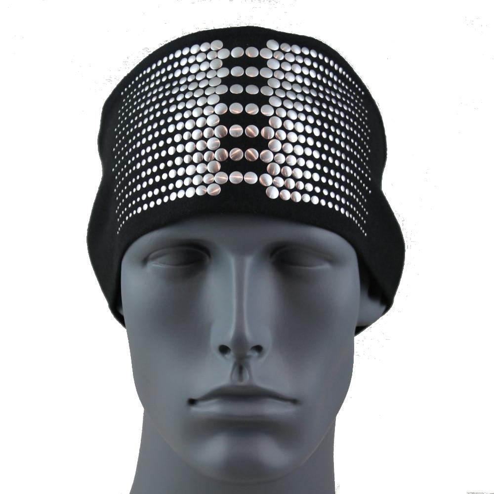 "Silver Matt Metals 3.5"" HeadBand By Designwraps"
