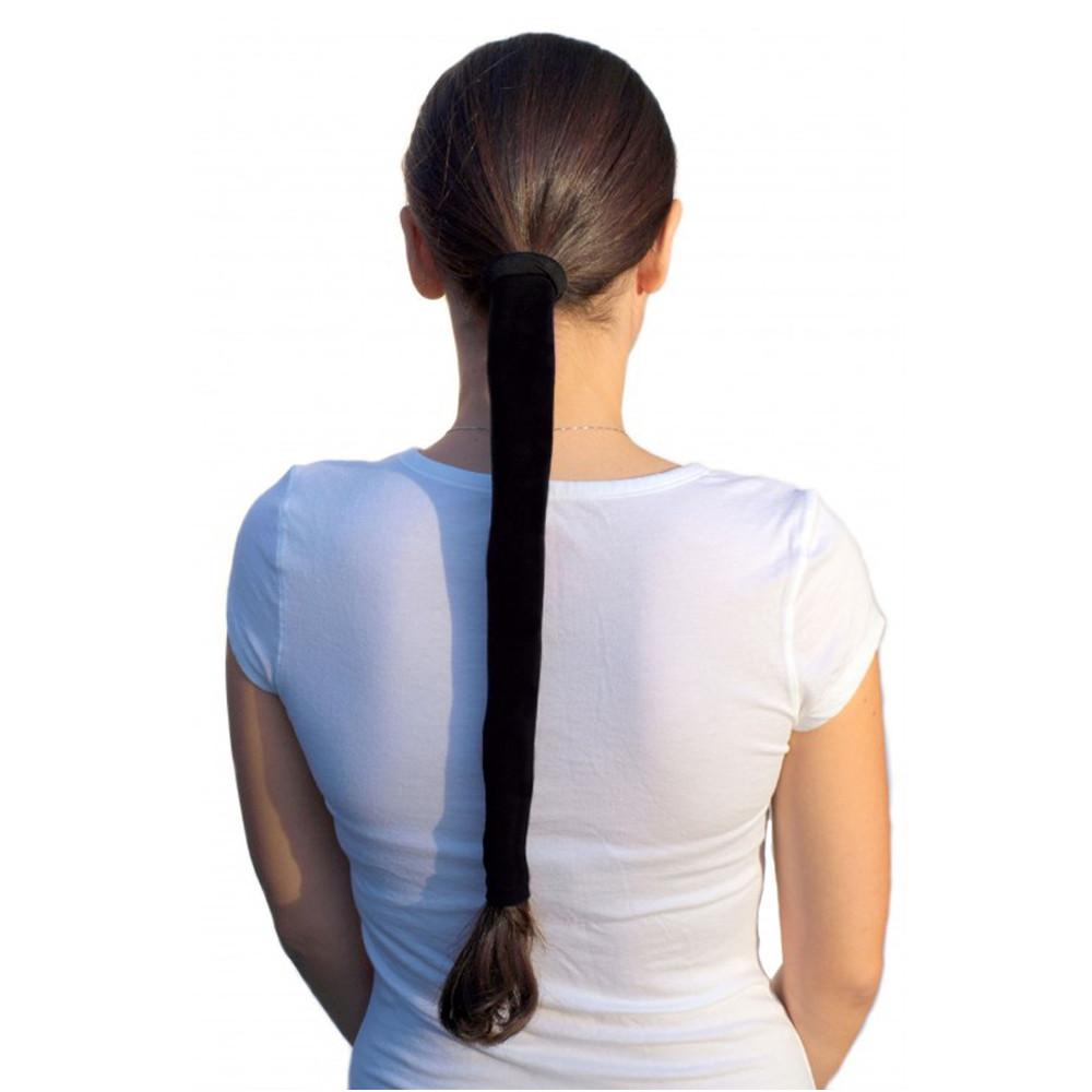 Wrapter Hair Tube - Black