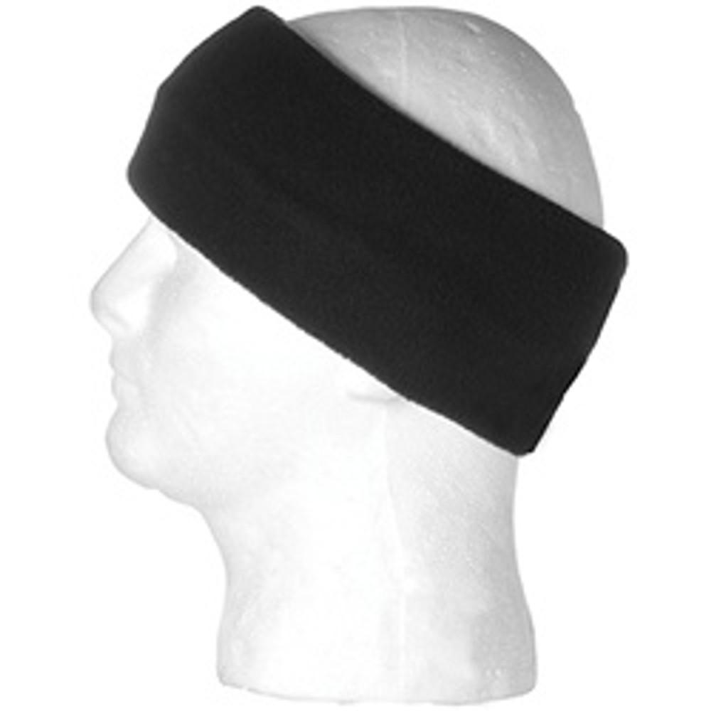 Double Layer Fleece Headband