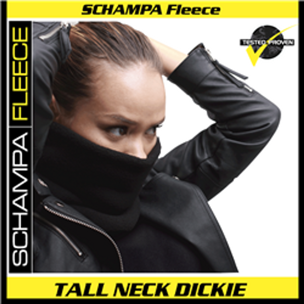 Schampa's Original Tall Neck Dickie
