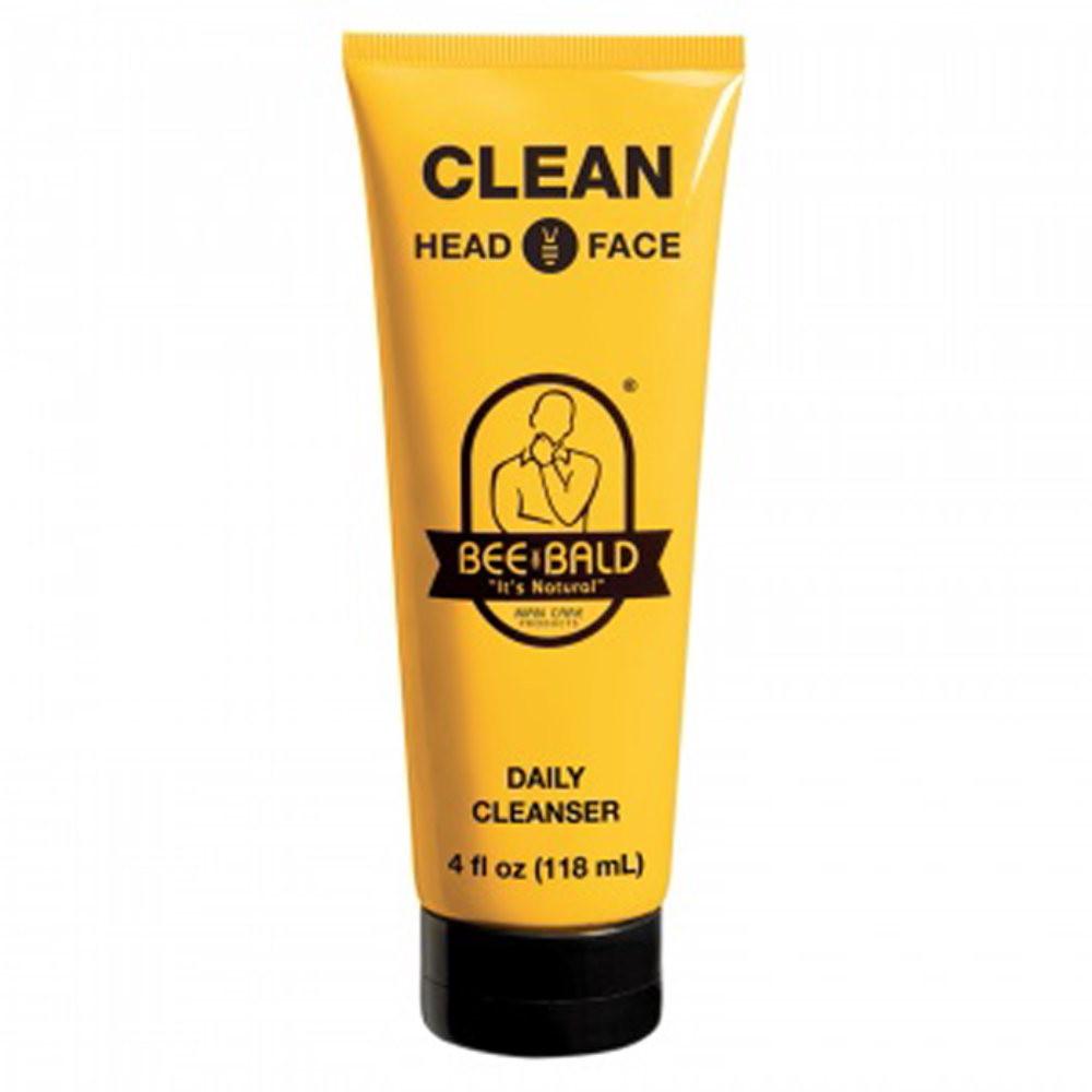 BEE BALD?? CLEAN - 4 oz. Tube