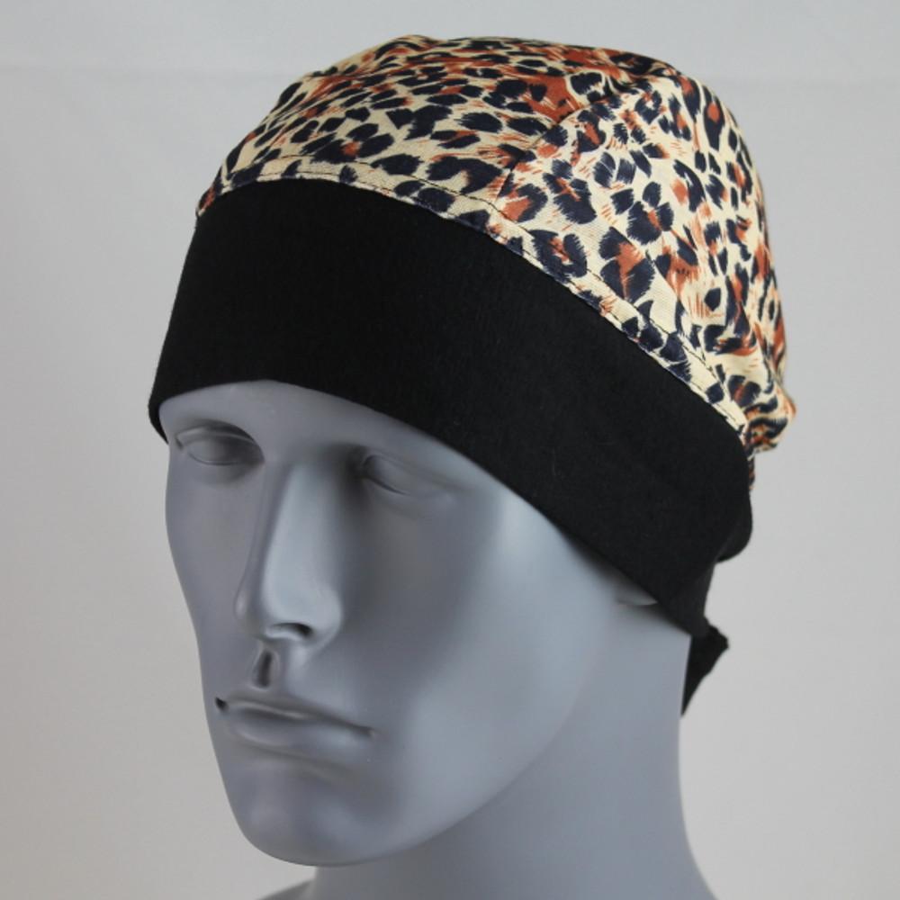 Schampa, Z-wrap, Stretch Bandana, Wild Leopard Light Brown