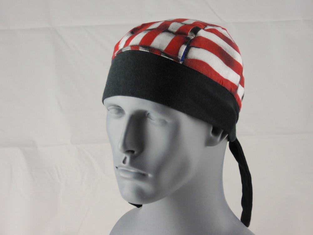 Schampa, Z-wrap, Stretch Bandana, American Flag