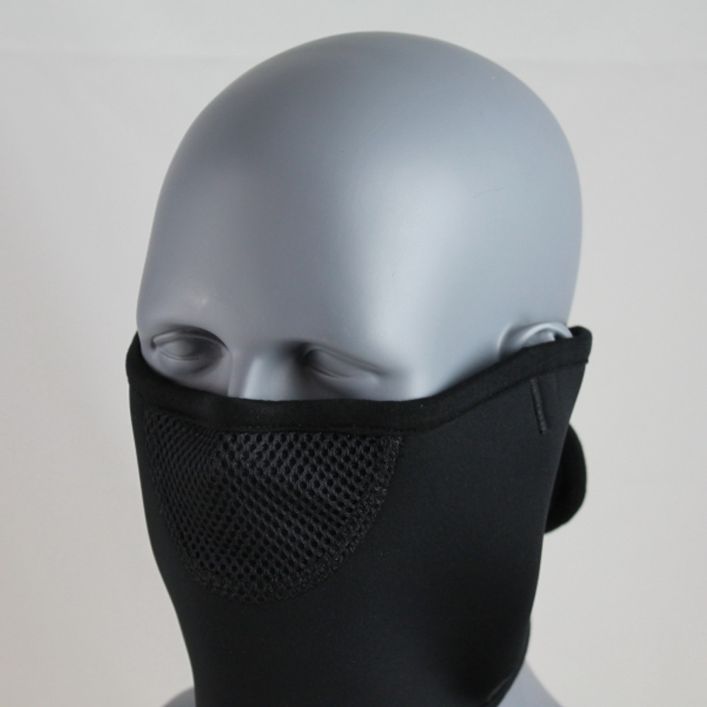 Schampa Technical Wear Facemask With Face Fit Fleecepreene