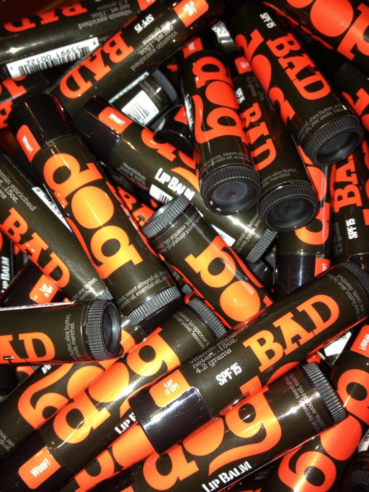 Bad Dog Lip Balm - SPF15 - Tube