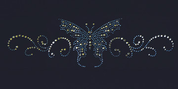 Sapphire-Clear-Butterfly-Total-Wrap