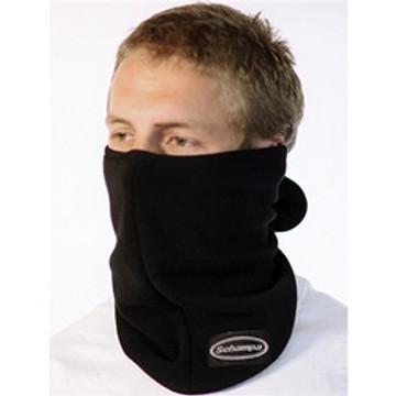 Facemask - Fleece - With Velcro Closure - Schampa