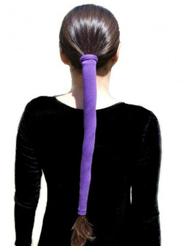 Wrapter Hair Tube - Purple