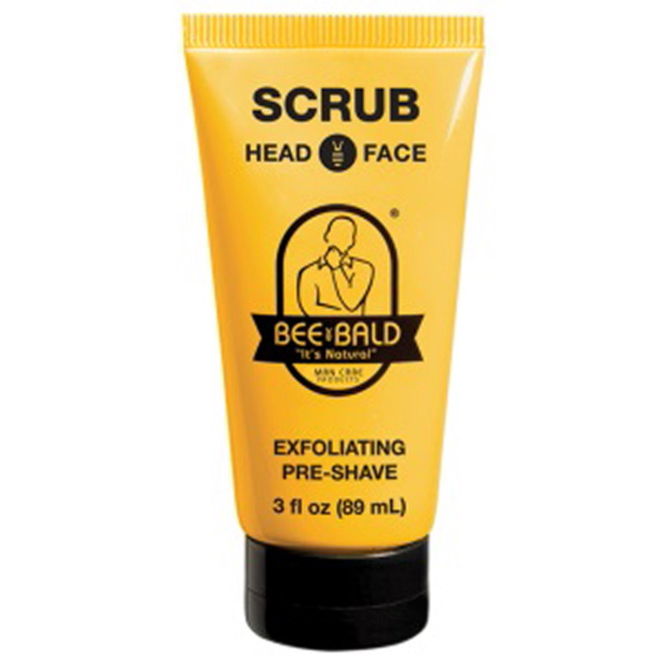 BEE BALD?? Scrub - 3 oz. Tube