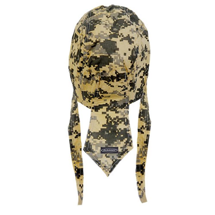 Rider Headwrap - Military - Camo - Green