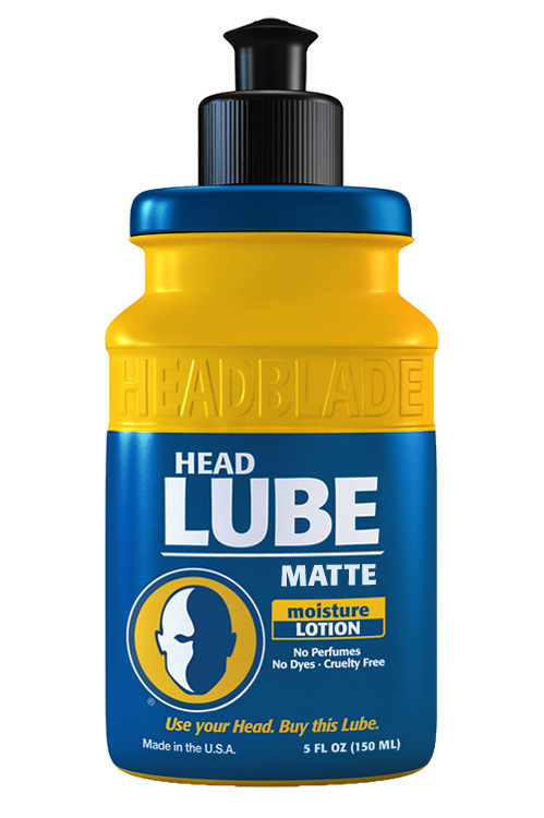 HeadLube Moisturizer (Matte) - 5 0z.