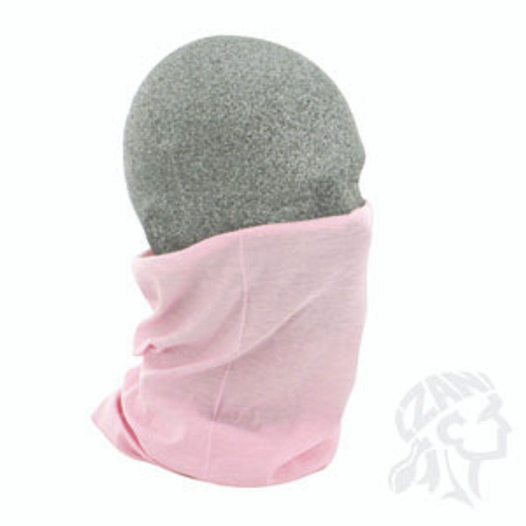 Motley Tube, 100% Polyester, Pink, Multifunctional Headwear