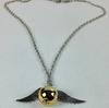 Golden Snitch Pendant