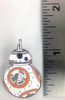 Robot Friends - BB-8 & Baymax Enamel Pin Set