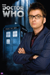 10th Doctor: David Tennant