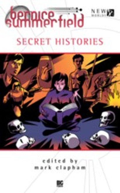"Bernice Summerfield - ""Secret Histories"" Hardcover Book"
