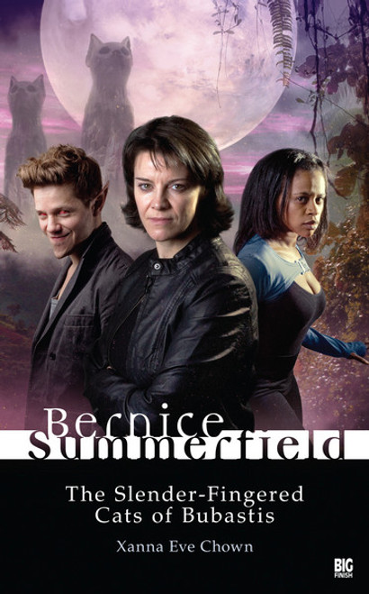 "Bernice Summerfield - ""The Slender-Fingered Cats of Bubastis"" (Legion tie-in)"