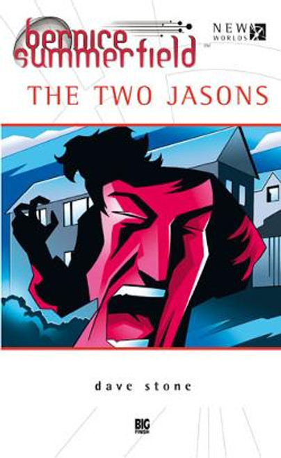 "Bernice Summerfield - ""The Two Jasons"" Hardcover Book by Dave Stone"