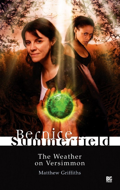 "Bernice Summerfield - ""The Weather on Versimmon"" Hardcover Book"