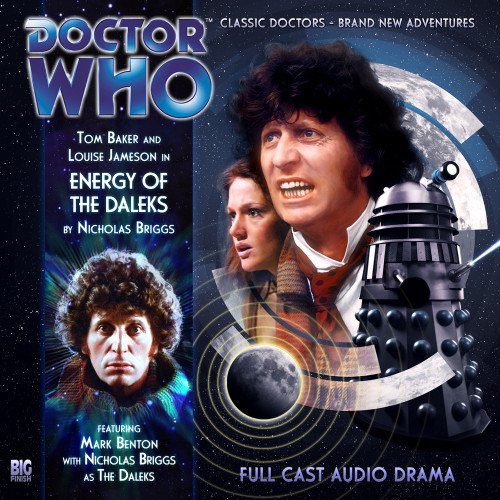 The 4th Doctor Stories #1.4 - Energy of the Daleks - Big Finish Audio CD