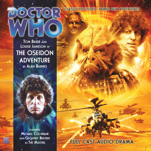 The 4th Doctor Stories #1.6 - The Oseidon Adventure - Big Finish Audio CD