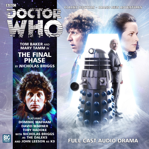 The 4th Doctor Stories #2.7 - The Final Phase - Big Finish Audio CD