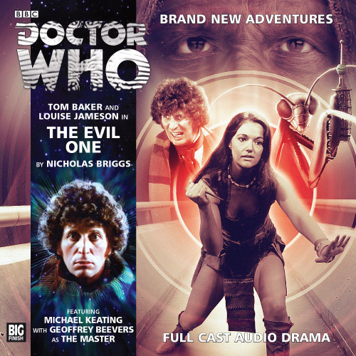 The 4th Doctor Stories #3.4 - THE EVIL ONE - Big Finish Audio CD
