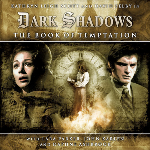 Dark Shadows: The Book of Temptation Audio CD #1.2 from Big Finish