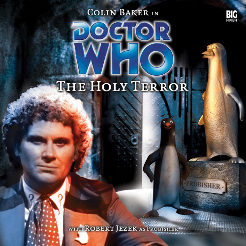 The Holy Terror - Big Finish Audio CD  #14