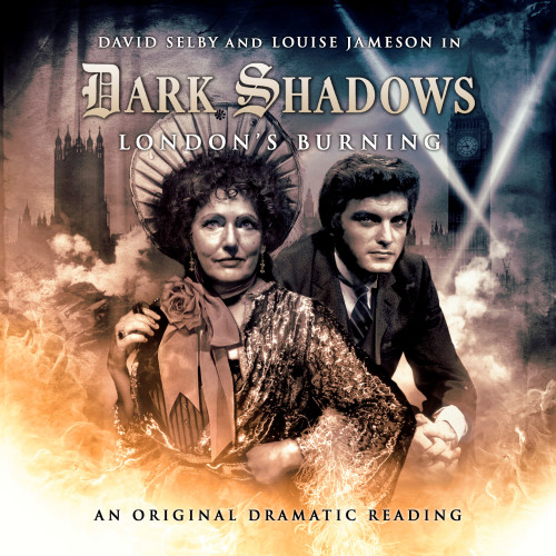 Dark Shadows: London's Burning - Audio CD #13 from Big Finish