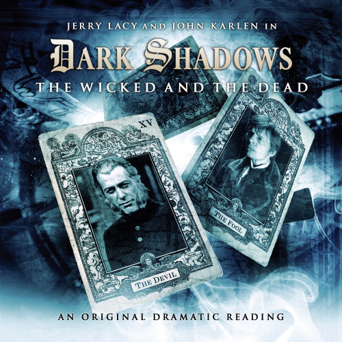 Dark Shadows: The Wicked and the Dead Audio CD #2.7 from Big Finish