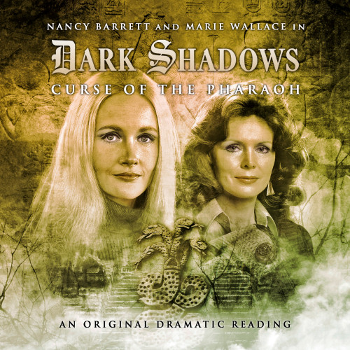 Dark Shadows: Curse of the Pharaoh - Audio CD #2.9 from Big Finish