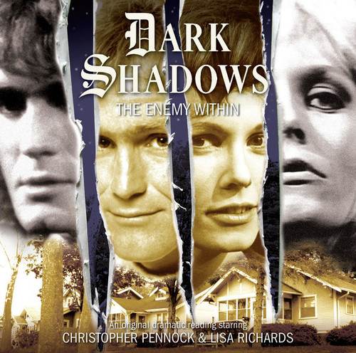 Dark Shadows: The Enemy Within - Audio CD #35 from Big Finish