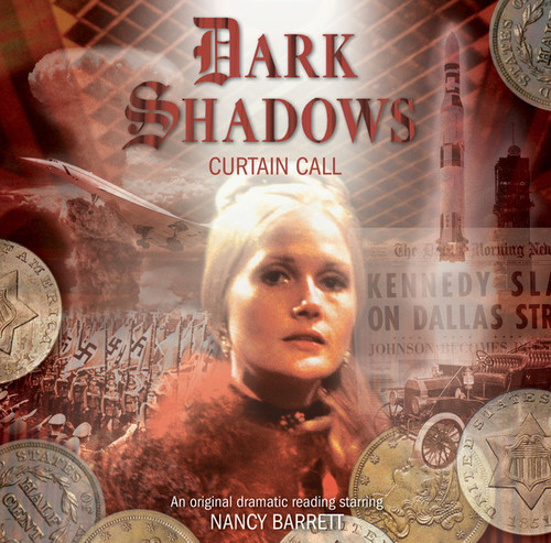 Dark Shadows: The Harvest of Souls - Audio CD #40 from Big Finish