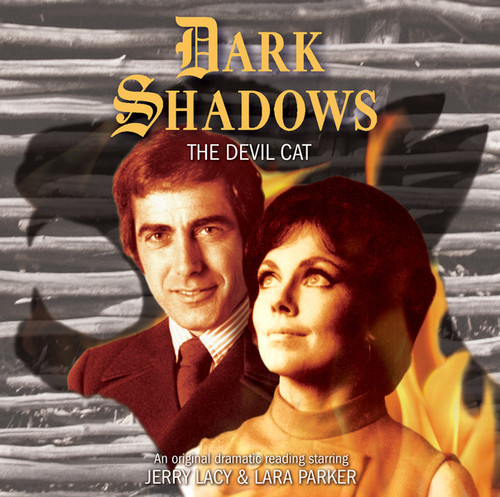 Dark Shadows: THE DEVIL CAT - Audio CD #43 from Big Finish