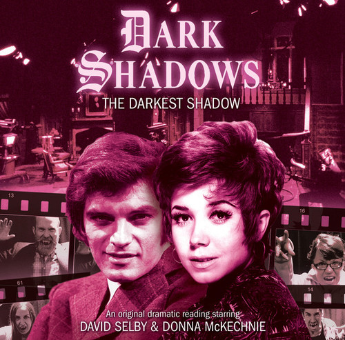 Dark Shadows: THE DARKEST SHADOW - Audio CD #44 from Big Finish