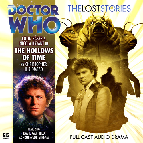 The Hollows of Time- The Lost Stories #1.04 - Big Finish Audio CD