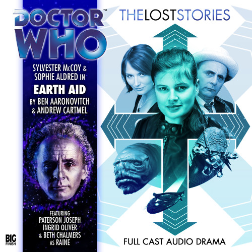 Earth Aid - The Lost Stories #2.06 - Big Finish Audio CD