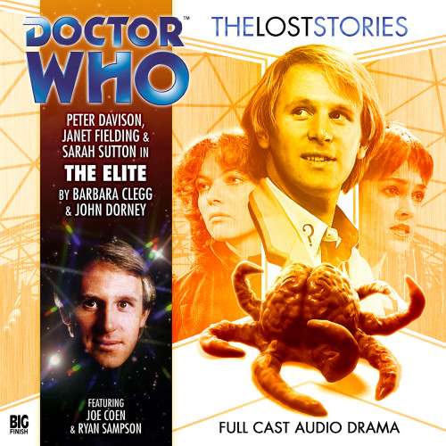 The Elite - The Lost Stories #3.01 - Big Finish Audio CD