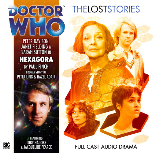 Hexagora - The Lost Stories #3.02 - Big Finish Audio CD