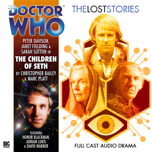 The Children of Seth - The Lost Stories #3.03 - Big Finish Audio CD