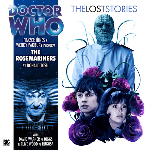 The Rosemariners - The Lost Stories #3.08 - Big Finish Audio CD