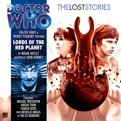Lords of the Red Planet - The Lost Stories #4.03 - Big Finish Audio CD