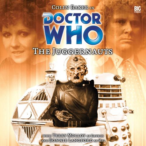 The Juggernauts - Big Finish 6th Doctor Audio CD #65