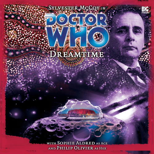Dreamtime - Big Finish 7th Doctor Audio CD #67